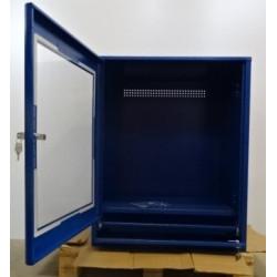 Armoire informatique métal à poser pour écran et clavier NEUVE déclassée