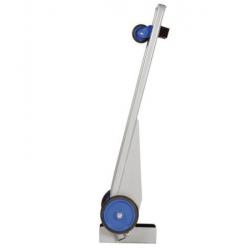 Diable de transport ergonomique pour porte charge 300 kg  MATADOR A170313...