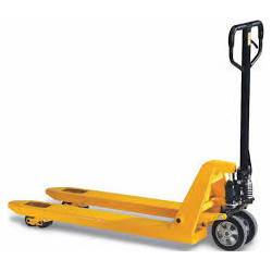 Transpalette manuel charge 2500 kg fourches L1150 mm A107122 NEUF