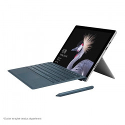 Tablette - ordinateur hybride i5 8 Go 256 Go SSD MICROSOFT Surface Pro NEUF