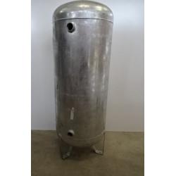 Réservoir galvanisé 500 L  verticale d'air comprimé sur pied PAUCHARD NEUF...