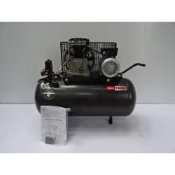 Compresseur d'air monocylindre monophasé 100 L 3 cv ISOTECH NEUF déclassé