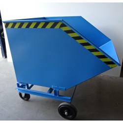 Benne basculante charge 300 kg sans cylindre BAUER A028028 NEUVE declassee