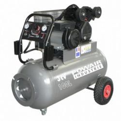 Compresseur bicylindre 100 litres 3 cv PRODIF NEUF déclassé