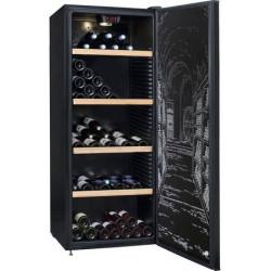 Cave à vin de service multi - températures capacité 187 bouteilles CLIMADIFF...