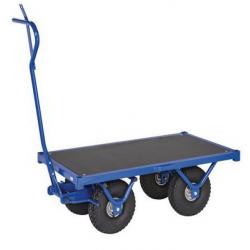 Remorque acier plateau capacite 500 kg A234806 NEUF declasse