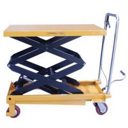 Table elevatrice mobile - capacité 350 kg A170150 NEUVE declassee