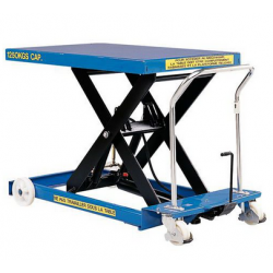 Table elevatrice mobile levage hydraulique  capacite 1250 kg A036643 ADVANCED...