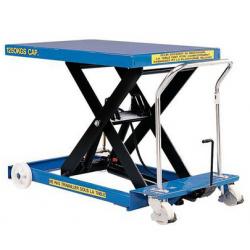 Table elevatrice mobile levage hydraulique capacité 1250 kg A036643 ADVANCED...