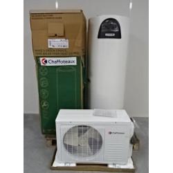 Chauffe eau thermodynamique split 200 L  RT 2012 CHAFFOTEAUX Aquanext NEUF...