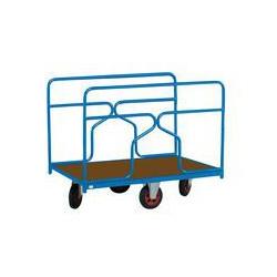 Chariot habillage tube - force 500 kg - 2 ridelles FIMM A029575 NEUF déclassé