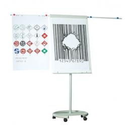 Chevalet / paperboard mobile A031832 NEUF déclassé