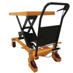 Table élévatrice mobile 300 kg A170151 NEUVE déclassée