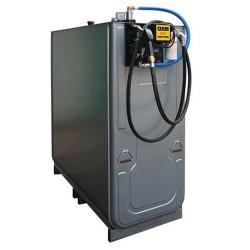Station de gasoil 1500 litres débit 60L/min CEMO A040534 NEUF