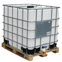 Cuve de transport 1000 litres pour liquide avec sa palette A037389 NEUVE...