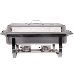 Chauffe-plat / Chafing dish 9 L Cosy & Trendy 859481NEUF
