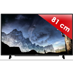 Téléviseur LED connecté 80 cm GRUNDIG  32 VLE 6730 BP NEUF déclassé