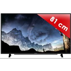 Téléviseur - TV LED connecté 80 cm GRUNDIG  32 VLE 6730 BP NEUF déclassé