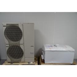 Ensemble de pompe à chaleur air eau réversible 16 kW DE DIETRICH Alézio...