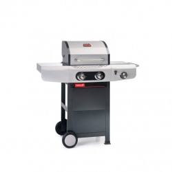 Barbecue à gaz 2 brûleurs BARBECOOK Siesta 210 NEUF déclassé
