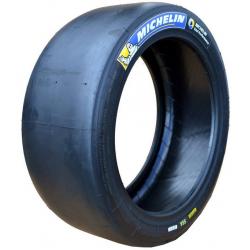 2 Pneus sport slicks de circuit - course de cote MICHELIN 27/65-18-S5A NEUFS