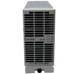 Redresseur d'alimentation en courant continu ALPHA TECHNOLOGIES 24 Vcc Cordex...