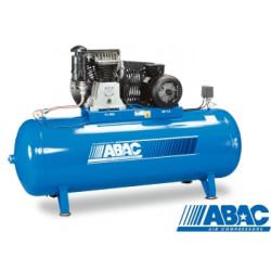Compresseur bi-étagé à pistons triphasé 7,5 cv 500 L ABAC B 6000/500 FT7.5...