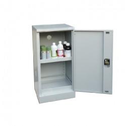 Armoire - comptoir de sécurité 1 porte pour produits toxiques TRIONYX AL55...