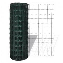 100 m de grillage rigide plastifié  vert   1.50 x 25 m FILIAC F8000414 NEUF