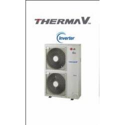 Unité extérieure de pompe à chaleur air - eau  inverter 12 kW  LG ThermaV...