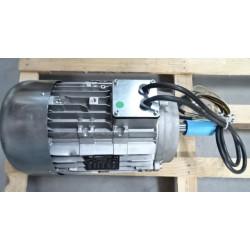 Moteur asynchrone de pétrins mécaniques triphasé double polarité 4/3 kW  NERI...