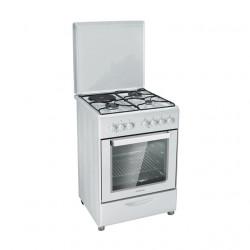 Cuisinière - gazinière mixte pose libre  4 feux ROSIERES RMC6321RB NEUVE...