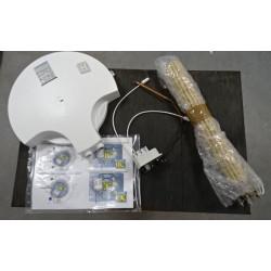 Kit électrique stéatite 2400 W TC pour ballon échangeur Conforto  vertical...