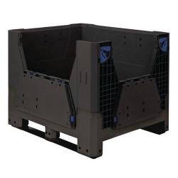 Caisse palette plastique pliable 790 litres KLAPA UTZ NEUVE