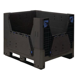 KLAPA UTZ - Caisse palette plastique pliable 790 litres