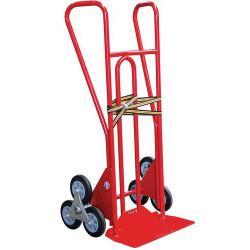 Diable acier 3 roues spécial escalier force 250 kg FIMM A019319 NEUF déclassé