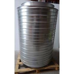 Silencieux cylindrique direct SIL 044 - diamètre int 800 mm  - Longueur 1500...