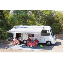 Store de camping car et fourgon aménagé 3.50 M  toile  grise FIAMMA  F45S...