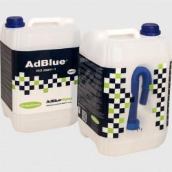 Lot de 4 bidons de 10 L AdBlue4you ISO 22241-1 GREENCHEM NEUF
