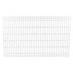 Lot de 18 panneaux rigides grillagés blanc 0,63 x 2 m maille 200 x 55 mm NEUF...