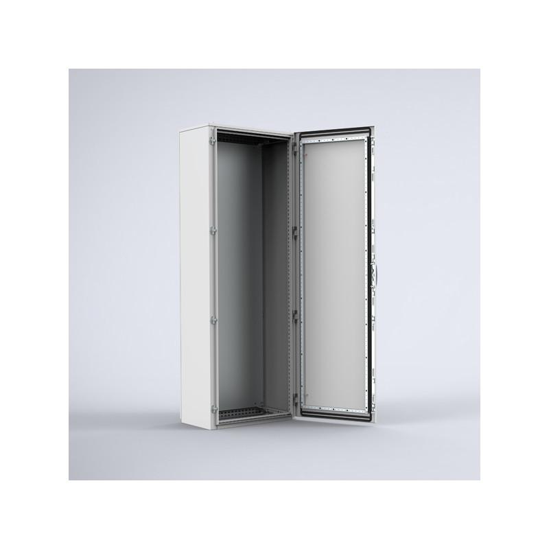 Armoire Electrique En Acier 1 Porte 180 X 60 Cm Eldon Mks18064r5