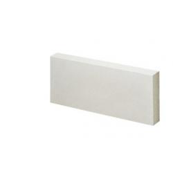Lot de 46 blocs de beton cellulaire  62.5 x 25 x 7 cm NEUF déclassé