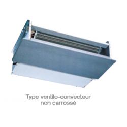 Ventilo - convecteur pour système à eau mural non carrossé TECHNIBEL TWN...