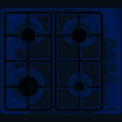 Table - Plaque de cuisson gaz  4 feux BOSCH PBP6B2B80 NEUVE