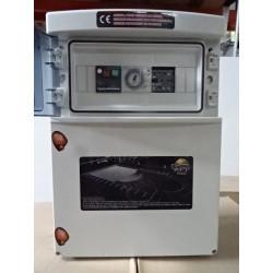 Coffret électrique pour filtration de piscine + projecteur 300 W CCEI...