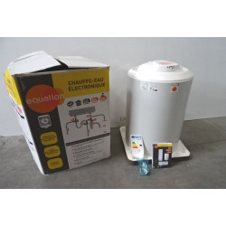 Chauffe-eau électrique 75 litres EQUATION stéatite ACI 851297 NEUF déclassé
