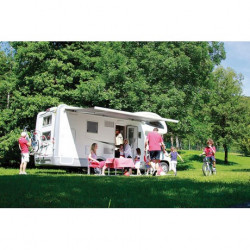 Store électrique de camping car 4.50 M FIAMMA Eagle F45 NEUF déclassé