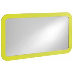 Miroir en plexiglas vert -  grand modèle -   112 x 63 x 1.8 cm WESCO NEUF...