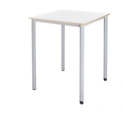 Table haute mobile  - Nomade - Hauteur 110 cm -  Plateau 80 x 80 cm NEUVE...