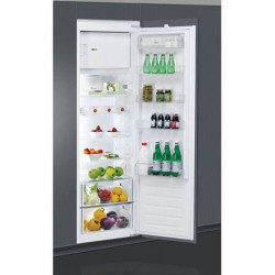 Réfrigérateur encastrable 1 porte  292  L WHIRLPOOL ARG 1870A+ NEUF déclassé